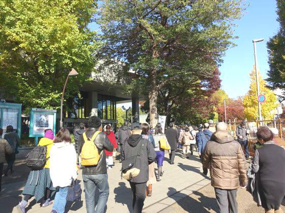 上野駅 上野動物園 徒歩