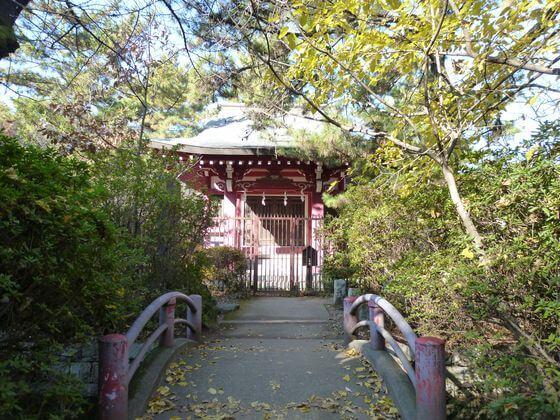石神井公園 厳島神社