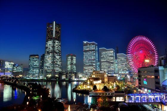 横浜 夜景 スポット