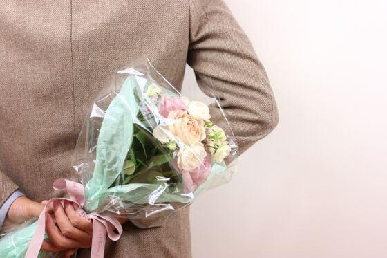 ホワイトデー プレゼント 花束
