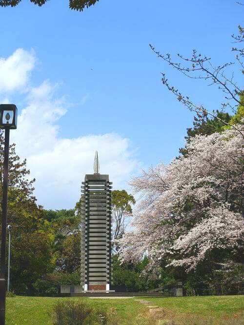 平和の慰霊塔