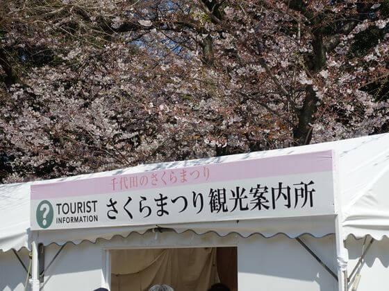千鳥ヶ淵 桜 コース