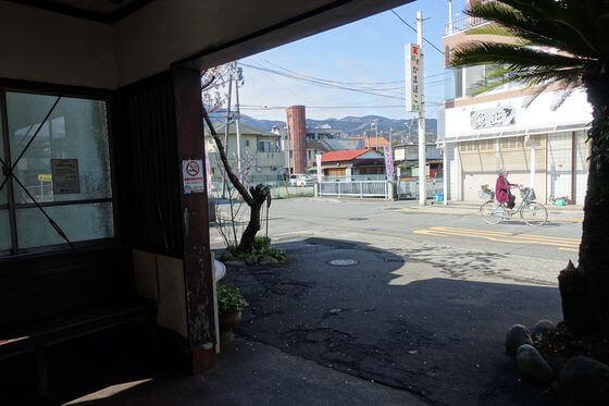 富士フイルム前駅 改札口