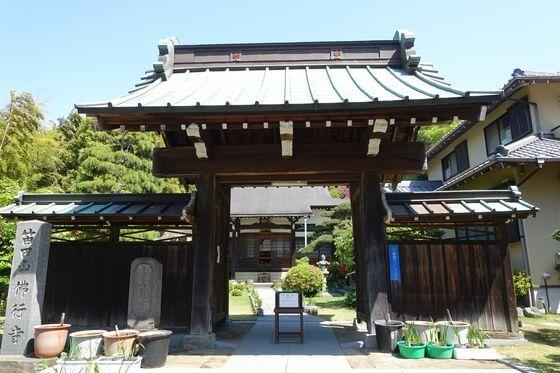 仏行寺 山門