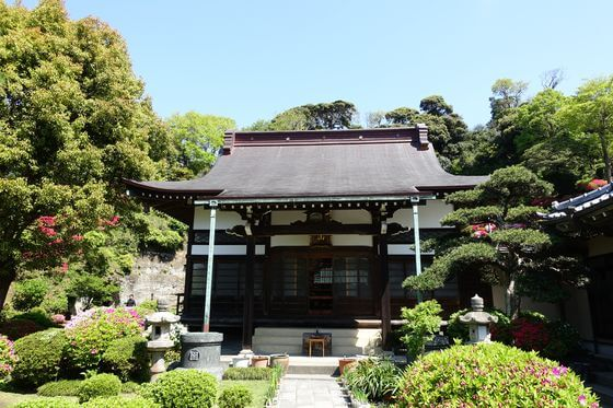 仏行寺 本堂
