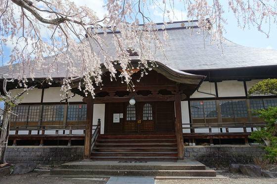 光岳寺 本堂
