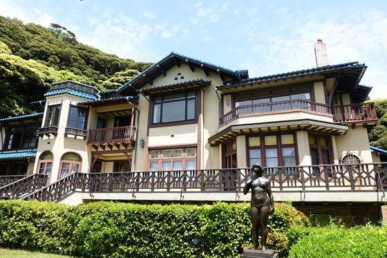 鎌倉文学館 アクセス