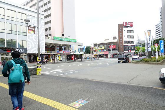 小平駅 南口 ロータリー