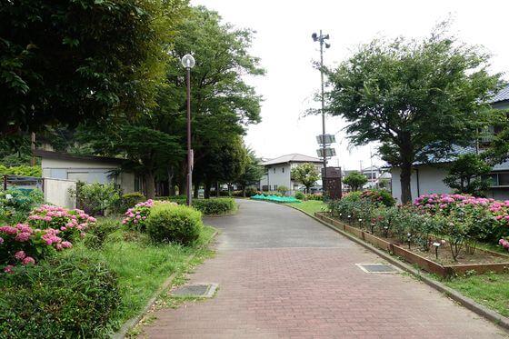 野島公園 入口