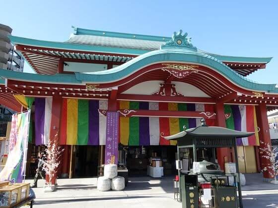横浜成田山 本堂