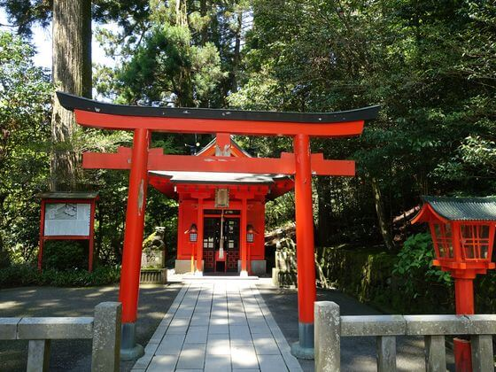 箱根神社 曽我神社