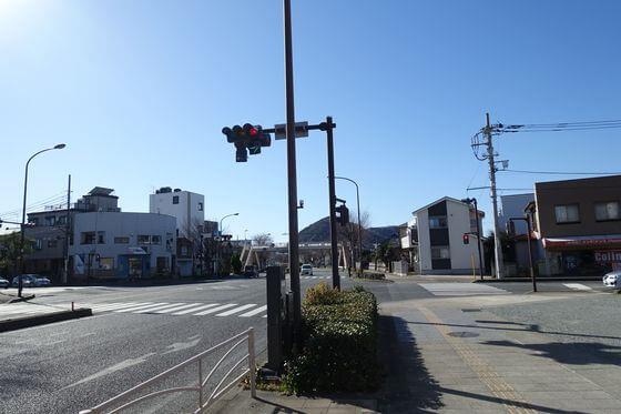 新豊田道交差点