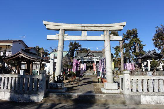 春日神社 平塚