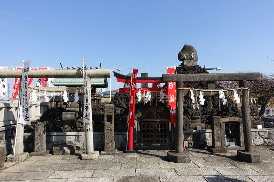 石浜神社 境内社