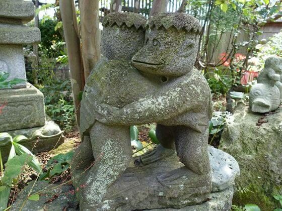 常泉寺 カッパ