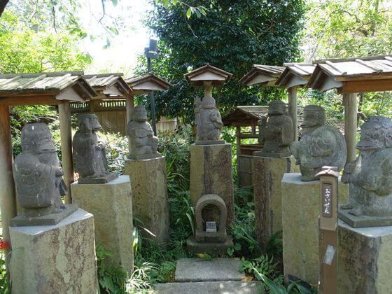 常泉寺 かっぱ七福神