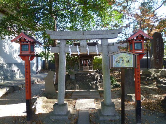 稲荷社 葛西神社