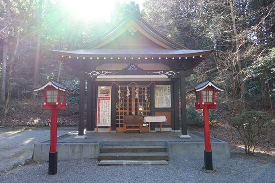 箱根 駒形神社