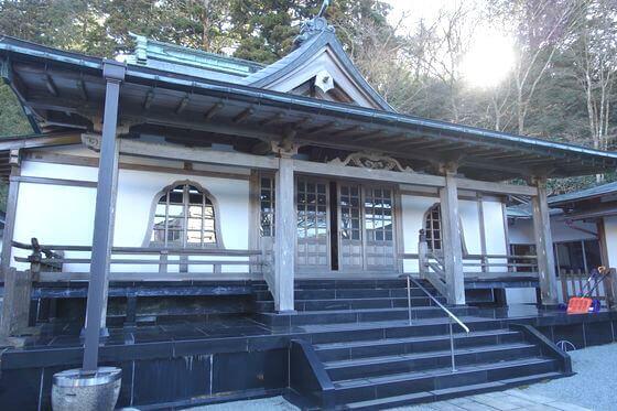 興福院 箱根