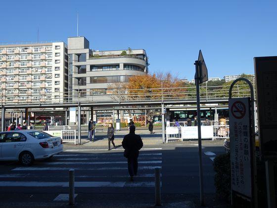 根岸駅 バス 1番