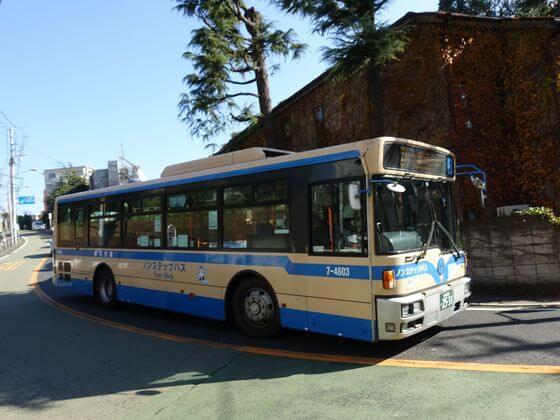 根岸森林公園 バス