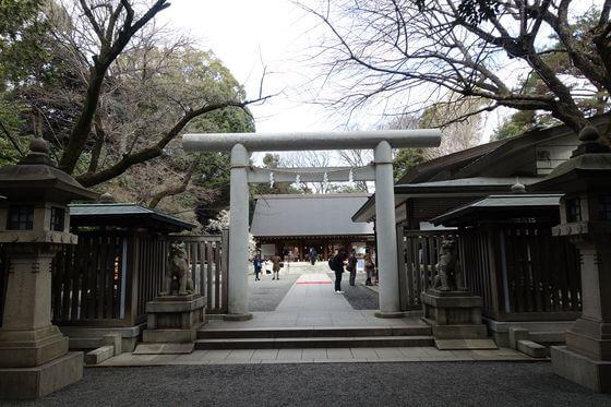 乃木神社 社殿