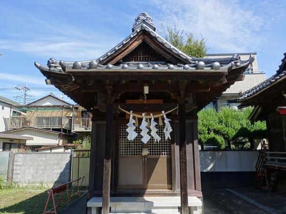 八坂神社 幸宮神社