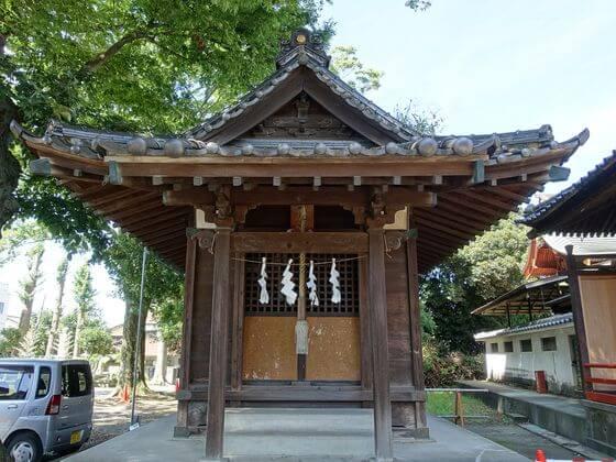 大杉神社 幸宮神社