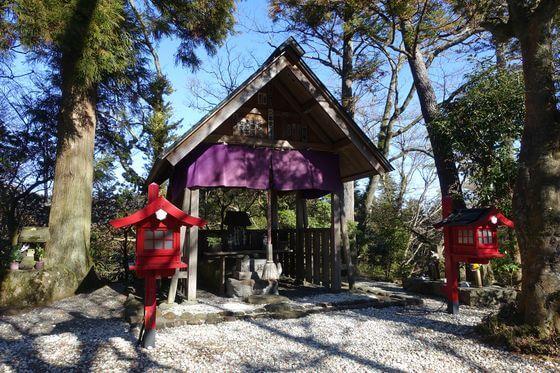 箱根 山王神社
