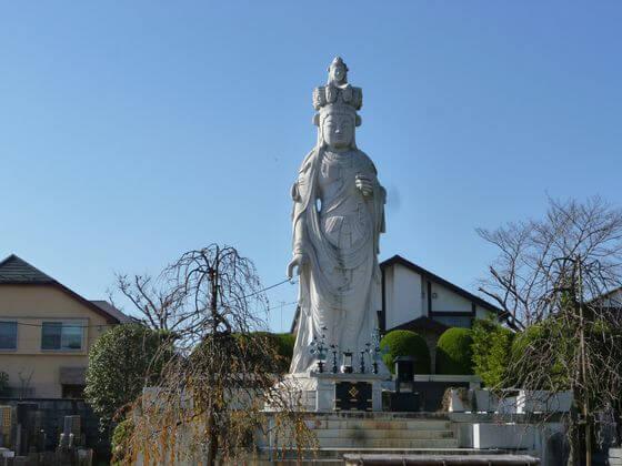 観音霊堂 三宝寺