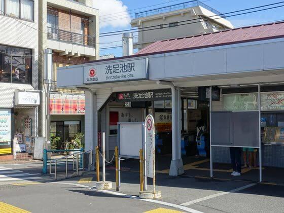 千束八幡神社 アクセス
