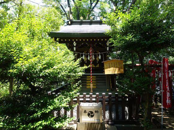 千束八幡神社 神明宮