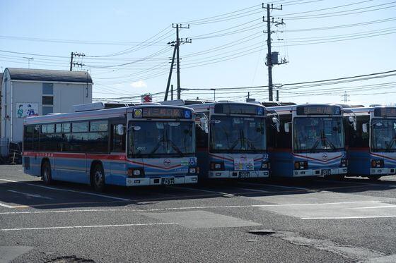 ソレイユの丘 バス
