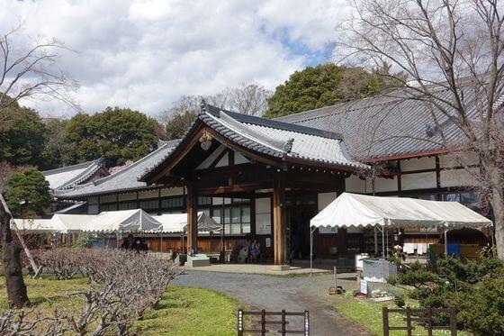 東郷寺 客殿