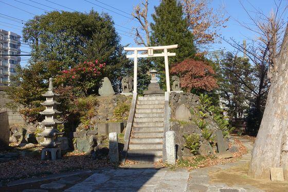 浅間神社 鶴見神社
