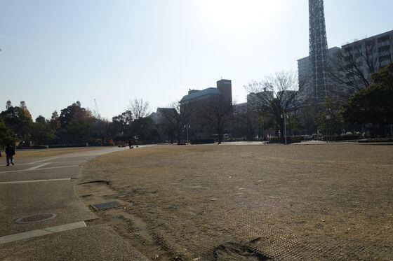 山下公園 まつりの広場
