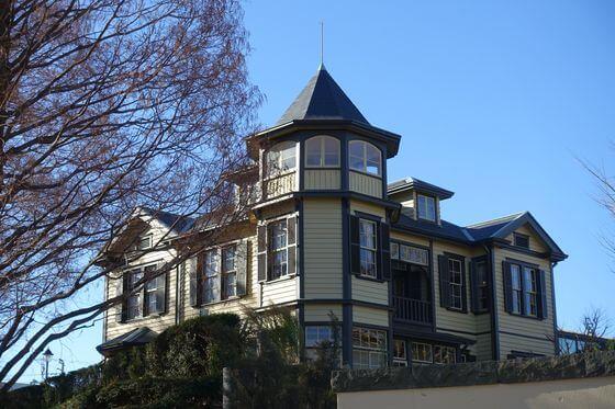 横浜 外交官の家