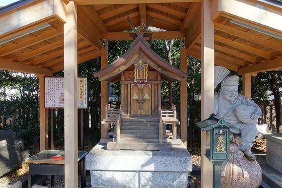 雑司ヶ谷七福神 恵比寿