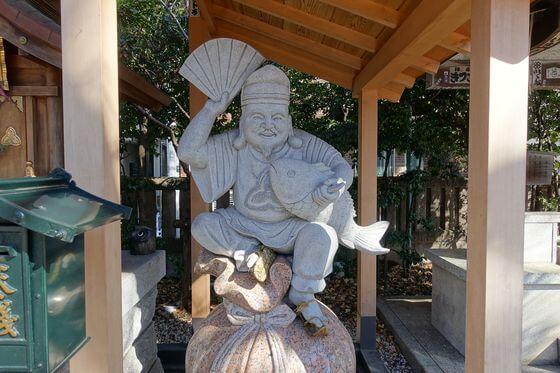 雑司が谷大鳥神社 恵比寿
