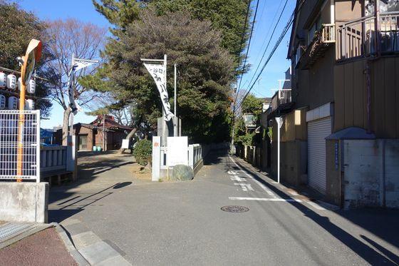 大谷口氷川神社