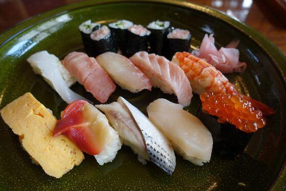 根府川 寿司
