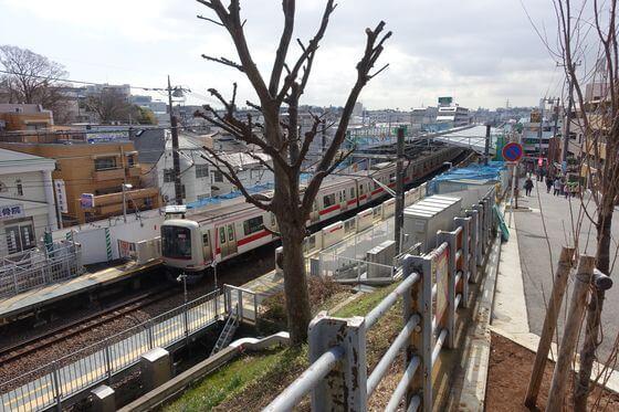 大倉山公園 アクセス