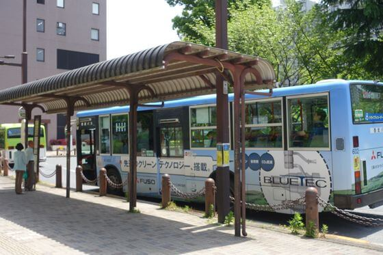 四季の香ローズガーデン バス