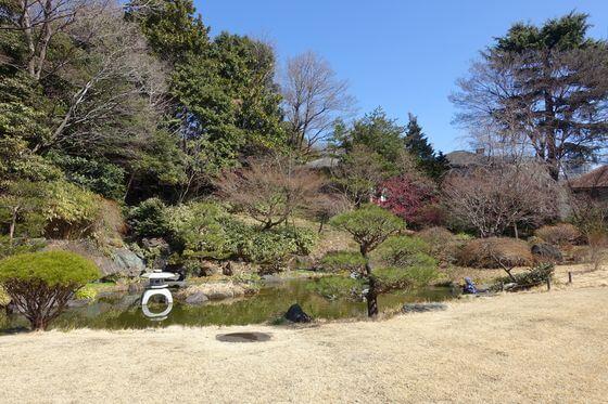 菅刈公園 日本庭園
