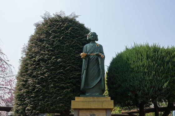 新井薬師 聖徳太子像