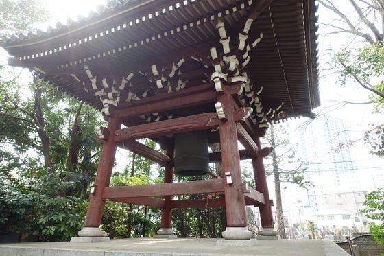 法明寺 梵鐘