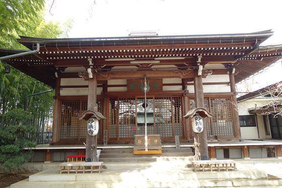 妙法寺 世田谷 本堂