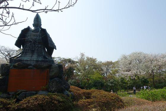 桜 源氏山公園
