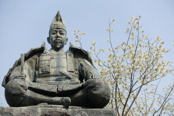 源氏山公園 桜
