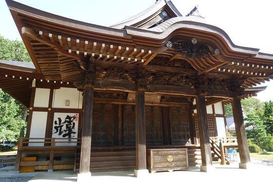 弘経寺 常総市
